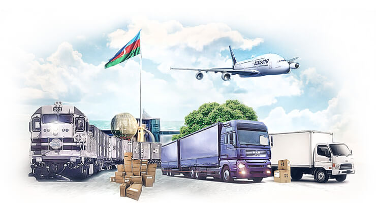 Доставка в Азербайджан