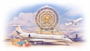 Авиаперевозки в Туркменистан