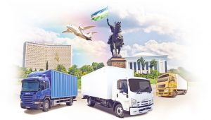 перевозки грузов в Узбекистан