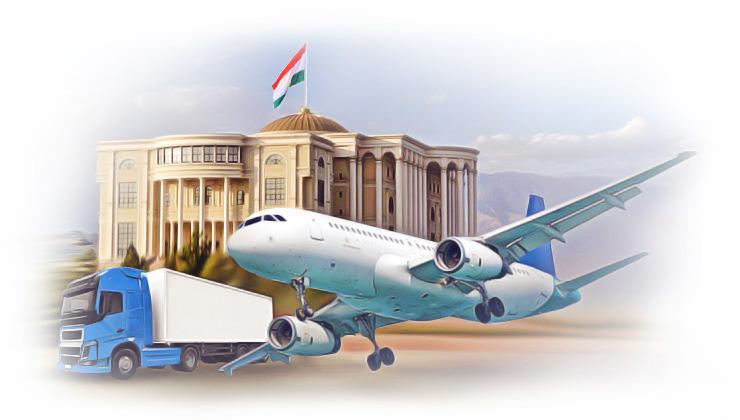 перевозка грузов в Таджикистан