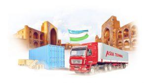 доставка в Узбекистан на еврофуре