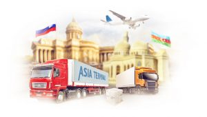 доставка в Азербайджан из Санкт-Петербурга