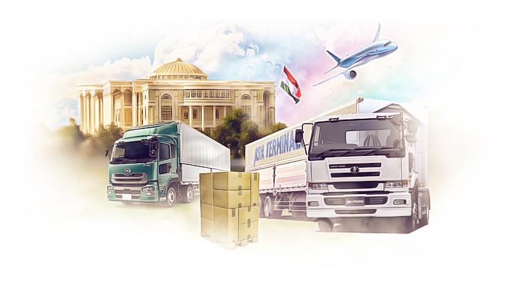 торговля России с Таджикистаном