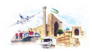 поставки в Узбекистан Ваших товаров