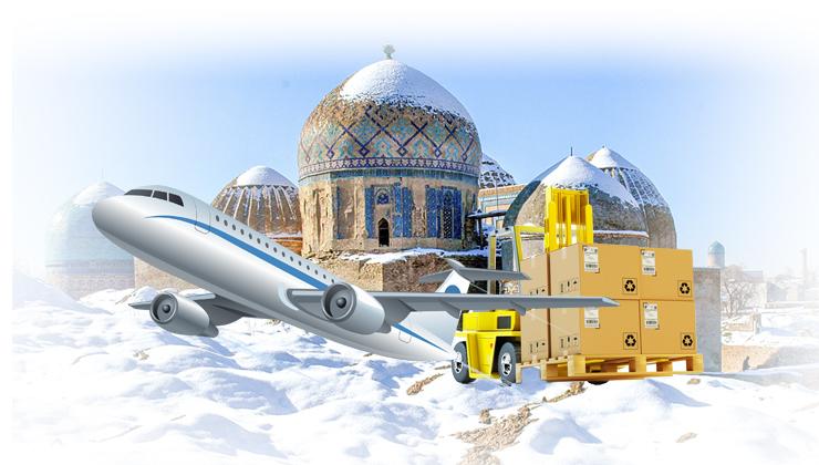 Отправка в Узбекистан от 15000 рублей
